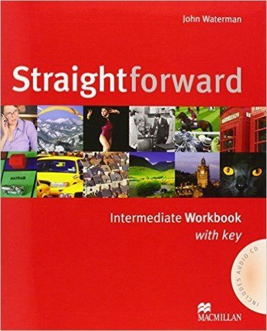 Straightforward Inter: Workbook with key