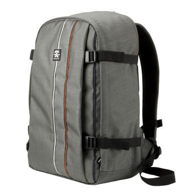 Balo Crumpler Jackpack Full Photo Grey