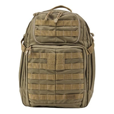 Balo 5.11 Tactical Rush 24 Backpack Sandstone