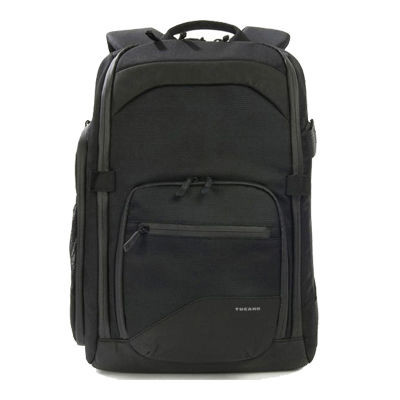 Balo Tucano Tech Plus Backpack CP-TP-PK Black