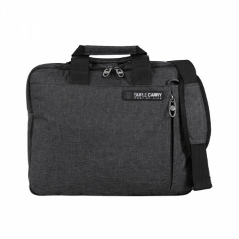 Túi Laptop Simplecarry Glory 2 Black