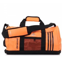 Adidas Clima Team Bag Orange Medium