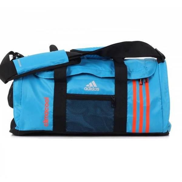 Adidas Clima Team Bag Blue Medium
