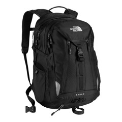 Balo Du Lịch The North Face Surge Black