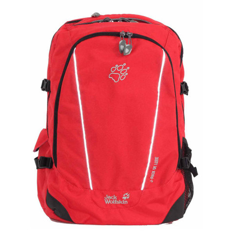 Balo Laptop Jack Wolfskin J Pack Deluxe Red