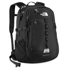 Balo Du Lịch The North Face Surge II Black
