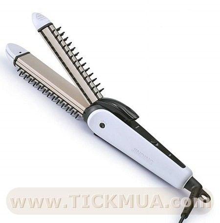 Máy duỗi tóc, uốn tóc, bấm tóc mini sỉ lẻ , giá rẻ , thời trang mái tóc
