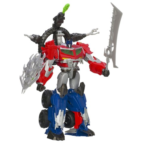 Robot biến hình Transformers Beast Hunter Optimus Prime Dragon hunting - KN 4092