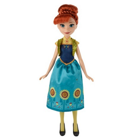 Búp Bê Disney Hasbro Anna Frozen Birthday 12 Inches - MH 2090