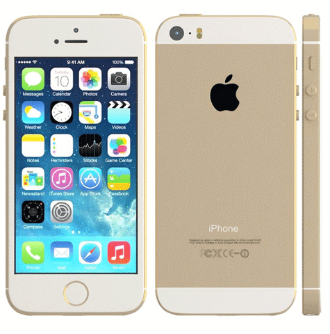 iphone 5s 16gb cũ