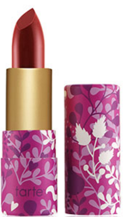 Son môi Tarte Amazonian butter lipstick - Ruby (soft red)