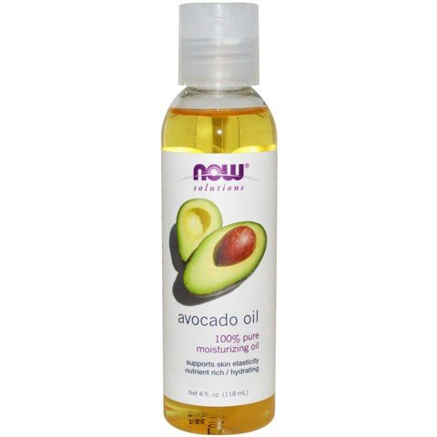 Tinh dầu quả bơ NOW Foods NOW® Solutions Avocado Oil -118 ml