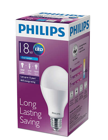 Bóng Led Bulb Philips 18W