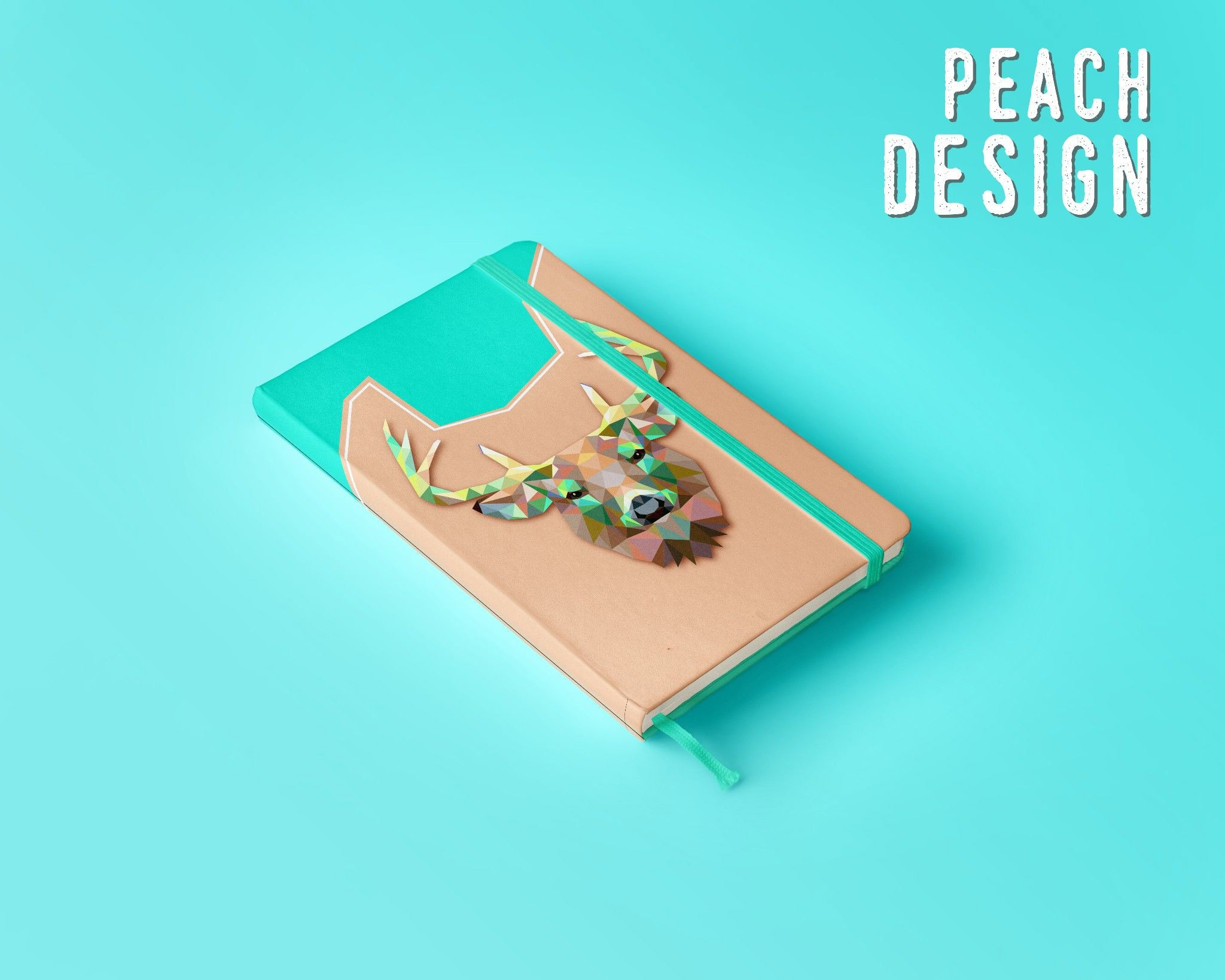PEACH Design - NOTEBOOK