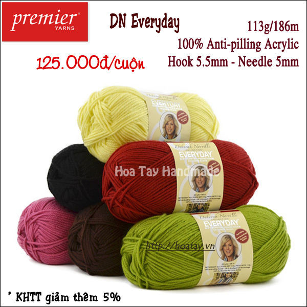 Premier Yarns - DN Everyday