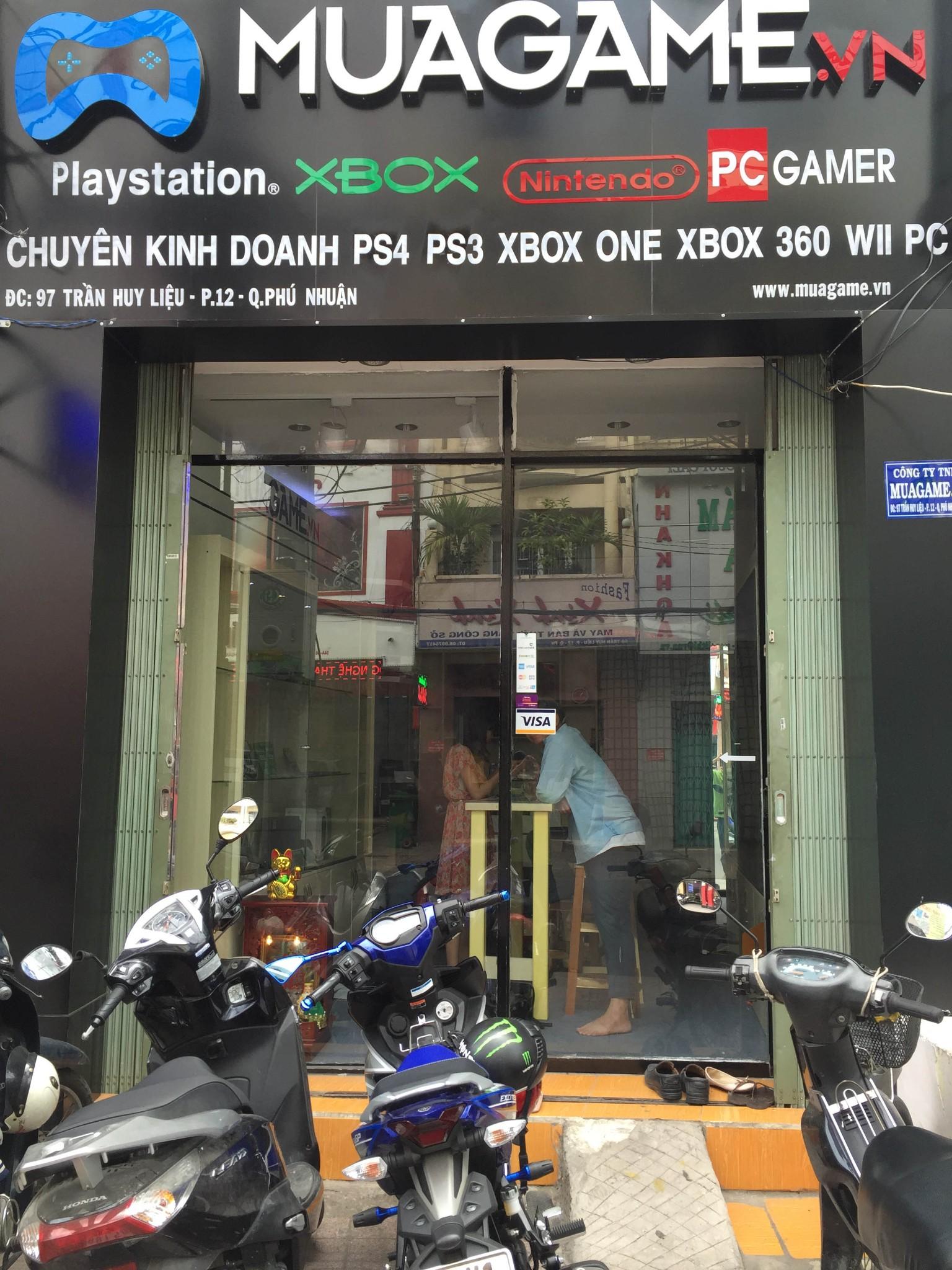 Nơi bán Máy ps4 rẻ, máy nintendo switch rẻ, đĩa game ps4 rẻ - 2