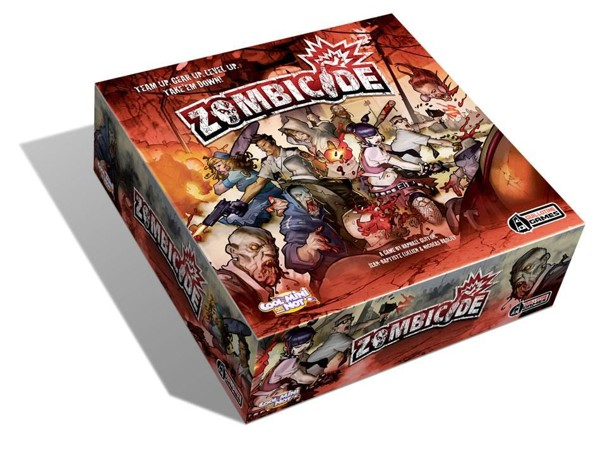 US - Zombicide Board Game