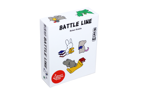 [Việt Hóa] Battle Line Board Game
