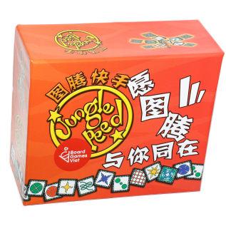 Jungle Speed Boardgame - Giật gỗ nhanh tay lẹ mắt