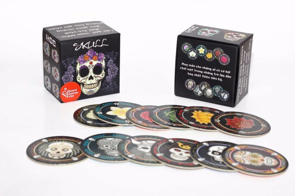 Skull - Board Game Remake