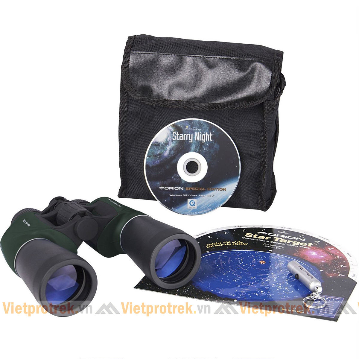 Orion Stargazing 10x50 KIT