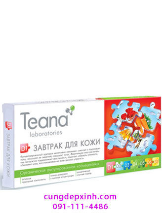 Collagen Teana D1 của Nga - Serum