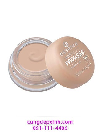 Phấn tươi Đức essence soft touch mousse make up