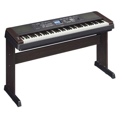 YAMAHA DGX-650 Portable Grand