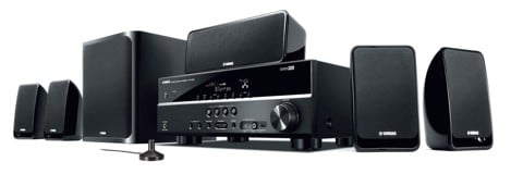 YAMAHA YHT-299 HOME THEATER PACKAGE