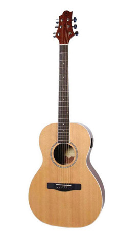 SAMICK P-2T NAT ACOUSTIC GUITAR