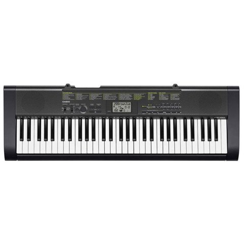 CASIO CTK-1250 STANDARD KEYBOARD