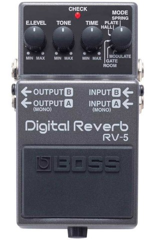ROLAND RV-5 DIGITAL REVERB