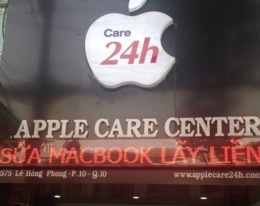 Apple Care TPHCM - Trung tâm bảo hành Apple