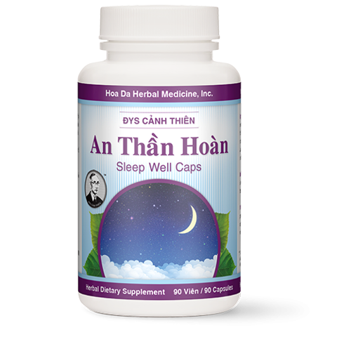 An Thần Hoàn (Sleep Well Caps)