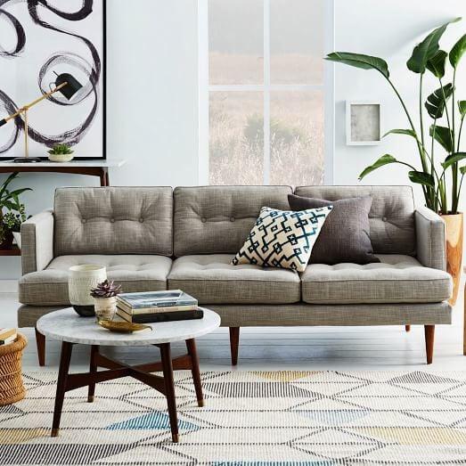 Beggy Sofa xuất khẩu 3 Chỗ nhiều màu sắc giá rẻ