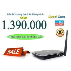 Mini PC CS918 Quad Core