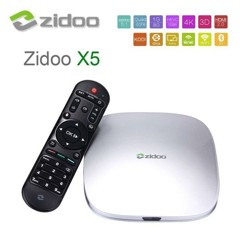 Android Tv Box Zidoo X5 Amlogic S905