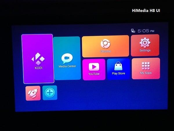 Firmware Mới Nhất cho Himedia H8 H8 Plus 1.1.7 tối ưu và hoàn thiện