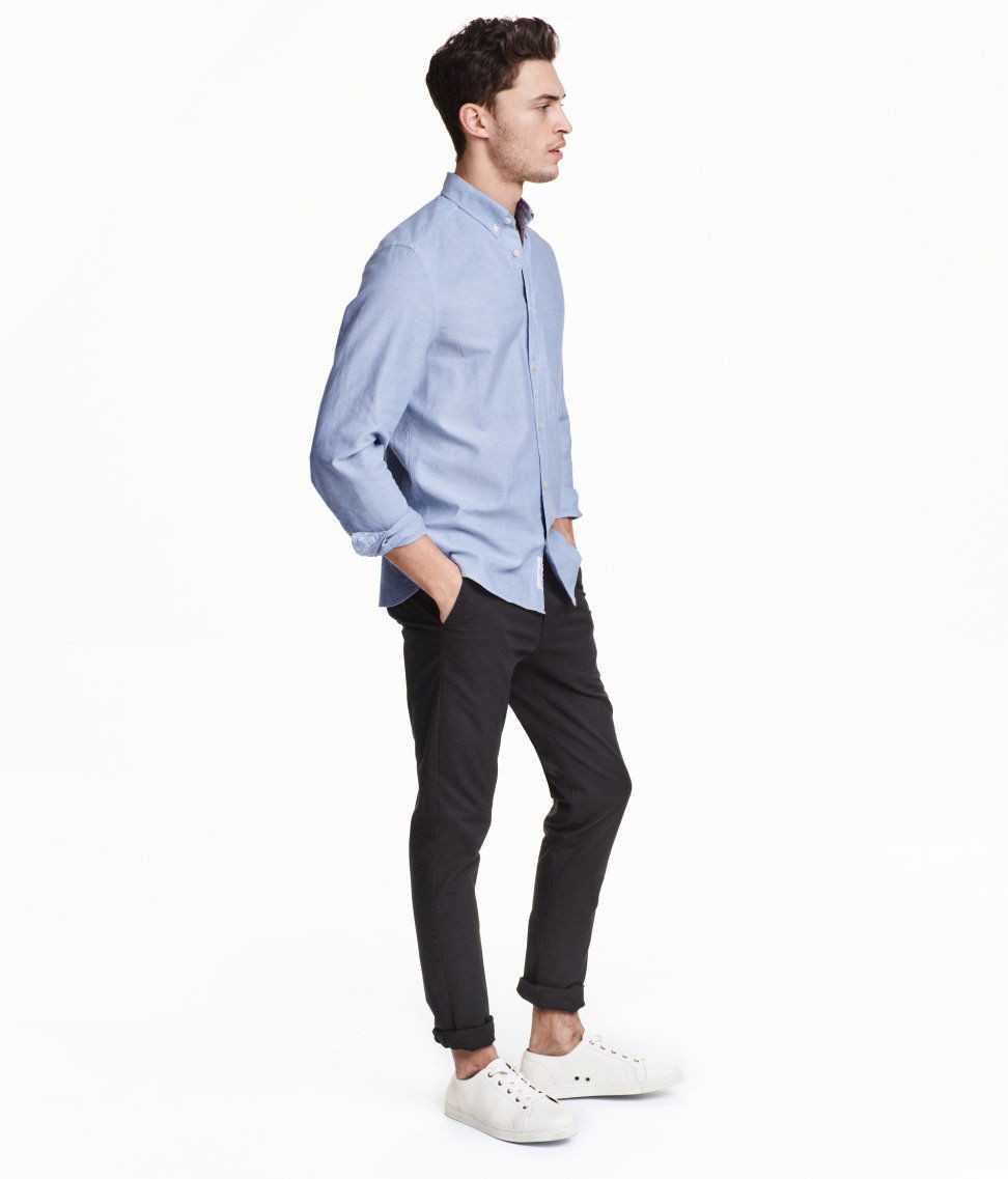Chinos Skinny Fit H&M