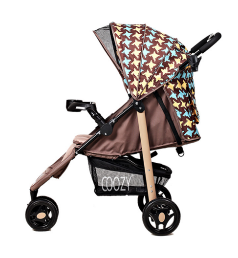XE ĐẨY COOZY JESSE 239-BROWN