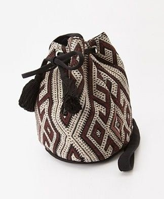 F21 - Túi rút Tribal Pattern Crossbody