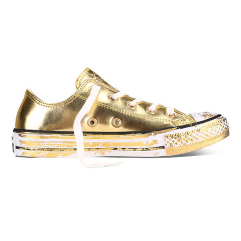 Sneaker.vn - 549653V - Chuck Taylor All Star Chrome Leather - 1400000