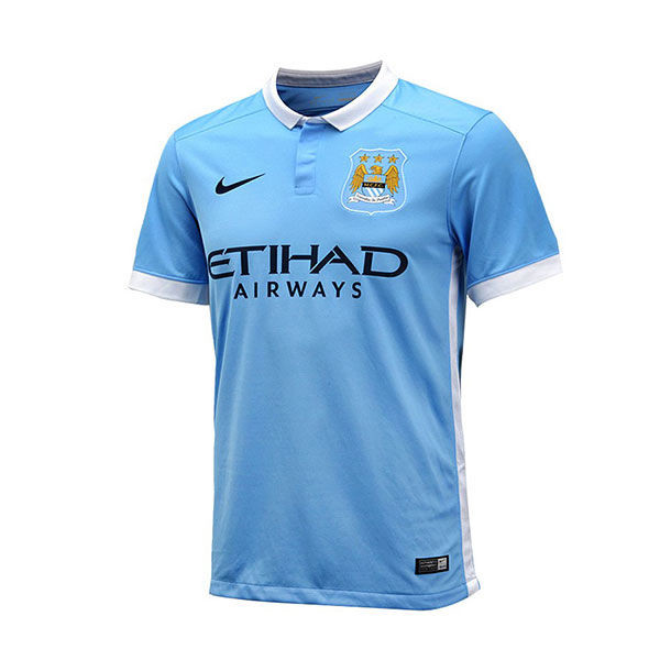 Sneaker.vn - 658886-489 - Nike Manchester City Home Jersey 2015-16 - 2268000
