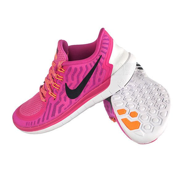 Sneaker.vn - 724383 - 600 - Womens Nike Free 5.0 Running Shoes - 3746000