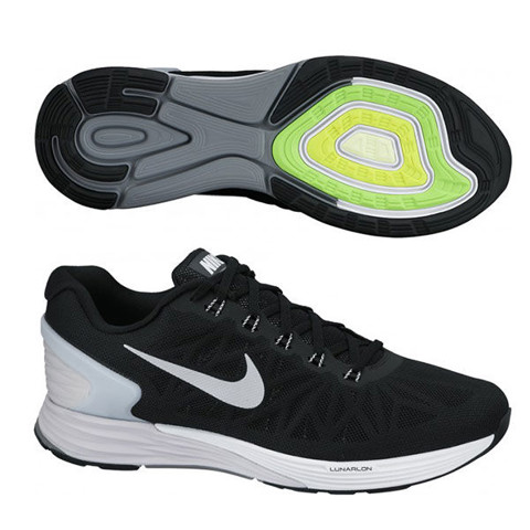 Sneaker.vn - 654433-001 - Men's Nike LunarGlide 6 Running Shoes - 3169000