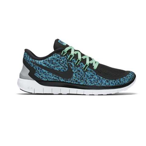 Sneaker.vn - 749593-403 - Women's Nike Free 5.0 Print Running Shoes - 3669000