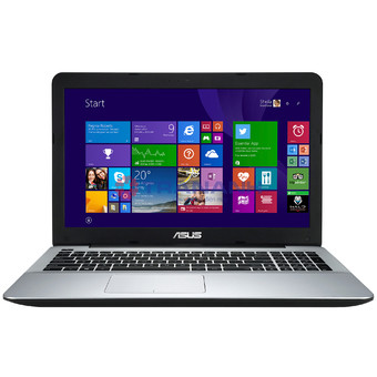 ASUS A556UR-DM083T CORE I5 6200U 2.3GHZ, 4GB RAM, 500GB HDD, VGA Nvidia Gefore 930MX 2G, 15.6