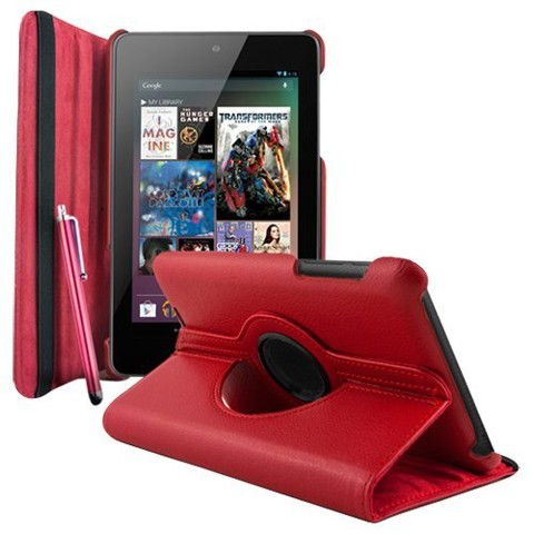 Case Ipad 2,3,4 Xoay 360o