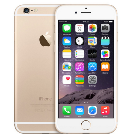 Iphone 6 16G / 64G/ 128G Gold