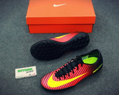 MERCURIAL VICTORY VI TF TOTAL CRIMSON/ PINK
